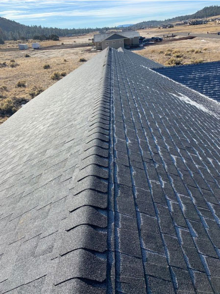 New Shingle roof  construction in Doney Park