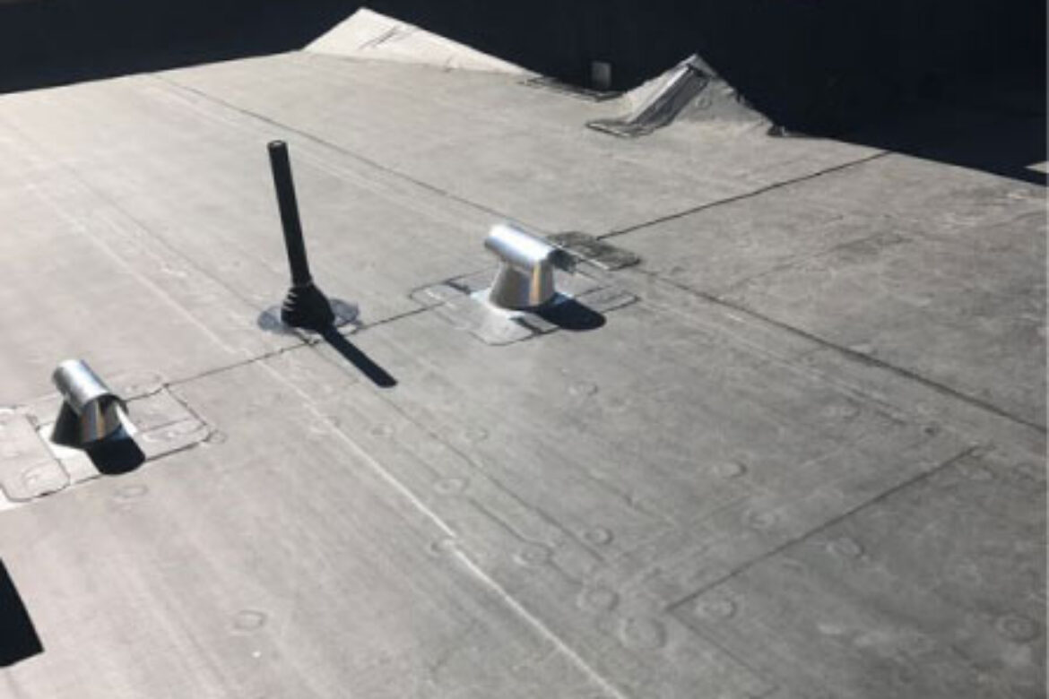 commercial roofing installation flagstaff